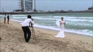 Японская свадьба в Дубае. Идём пить саке! )