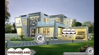 Indian House Design By 99HOMEPLANS COM[ Esp: M012 ]
