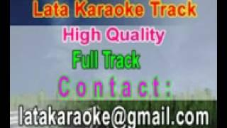 Zinda Rehti Hain Unki Mohabbatein Karaoke Mohabbatein {2000} Lata,Udit