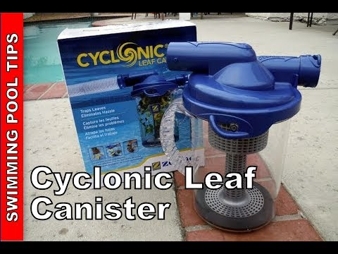 Zodiac Cyclonic Leaf Catcher Clc500 Review
