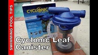 Zodiac Cyclonic Leaf Catcher CLC500 - Review & Installation