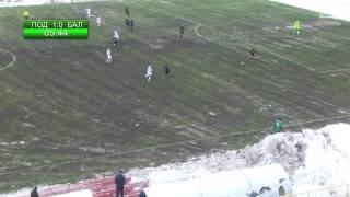 Футбол. Поділля - Балкани. Вся гра