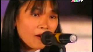 Mỹ Tâm - Nhớ mùa thu Hà Nội (Giọng ca vàng mực tím 1998)
