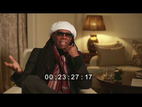 Nile Rodgers interview about Chic & Disco