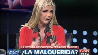 C5N - CHICHE EN VIVO: LA HISTORIA DESCONOCIDA DE RAQUEL MANCINI