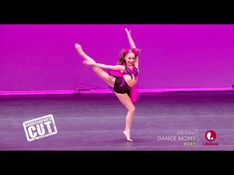Superstar - Mackenzie  Ziegler - Full Solo - Dance Moms: Choreographer's Cut