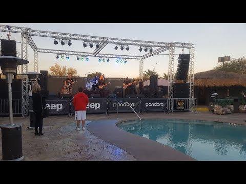 Puddle of Mudd - Scottsdale, AZ - Soundcheck - January 27, 2018