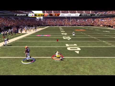 Troy Polamalu saves a Touchdown