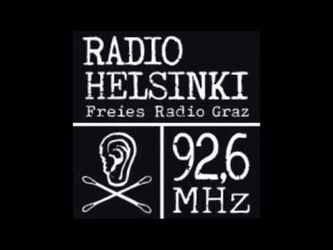 Interview with Radio Helsinki (Gries Interkulturell program)