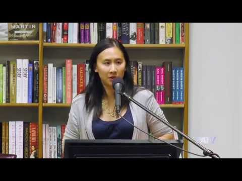PATV Presents: Live from Prairie Lights with Celeste Ng 09/29/15