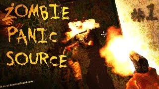 Zombie Panic Source: We are Afraid...(Part 1: Diction, Nanners, and Chilled)