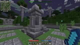 3.Sezon Minecraft Modlu Survival Bölüm 36 - YENİ PORTAL  VE DEV YILAN