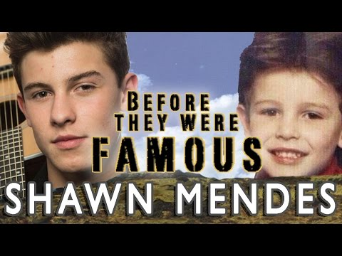 SHAWN MENDES - Before They Were Famous