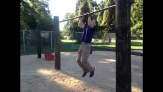 """USMC Obstacle Course """"college boy roll"""""""