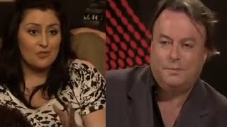 Christopher Hitchens brutal honesty pissing off muslims