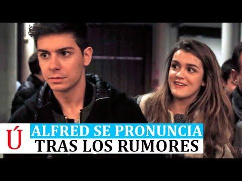 Alfred se pronuncia sobre su 'ruptura' con Amaia tras un año de City of Stars y Operación Triunfo