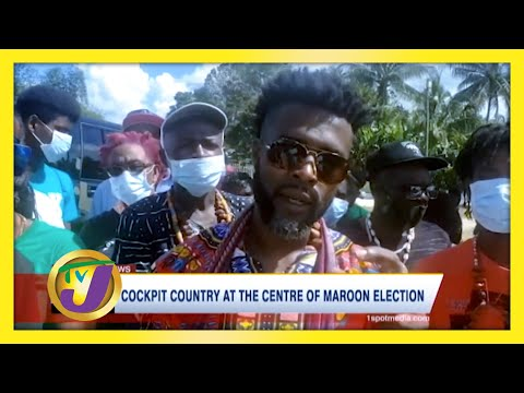 Accompong Town Maroons set to Vote to Fill Vacant Colonel Seat in Jamaica | TVJ News