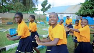 Merry Christmas St John Bosco Katende Primary New Ugandan Christmas music 2018 HD DjWYna