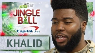 Khalid Talks About His Performance With Shawn Mendes And His Plans For 2019