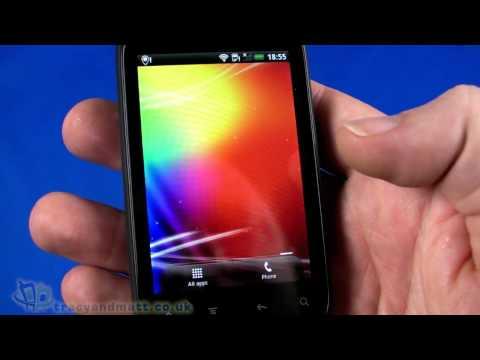 HTC Explorer unboxing video