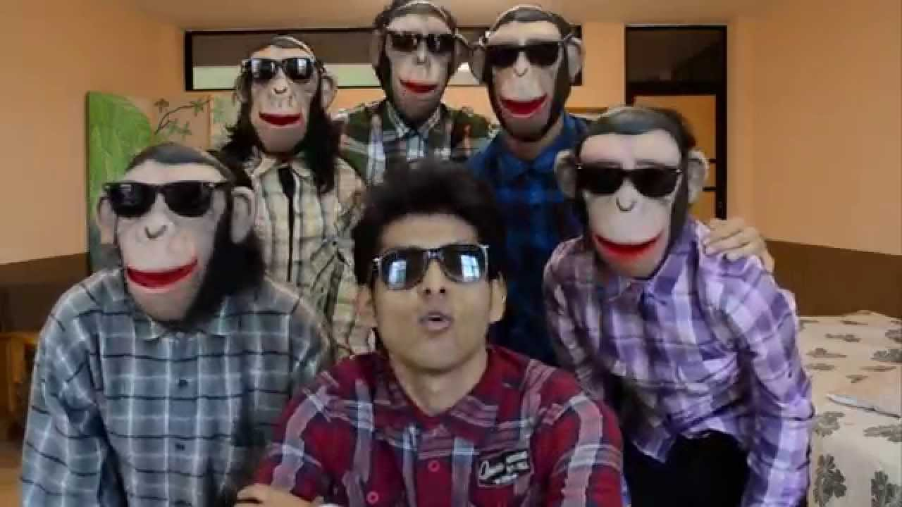 The Lazy Song Imitacion Video Bruno Mars The Lazy Song Cover Parody