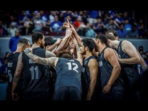 Tall Blacks - Tu Kaha New Zealand