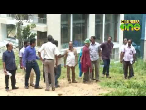 meeting at idukki collectorate to discuss munnar encroachment