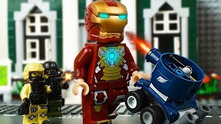 LEGO Giant Iron Man Epic