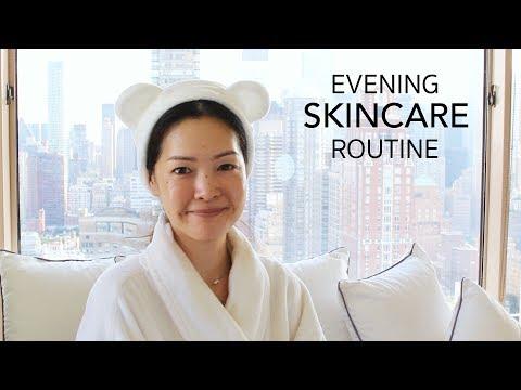 Summer Evening Skincare Routine   Gothamista