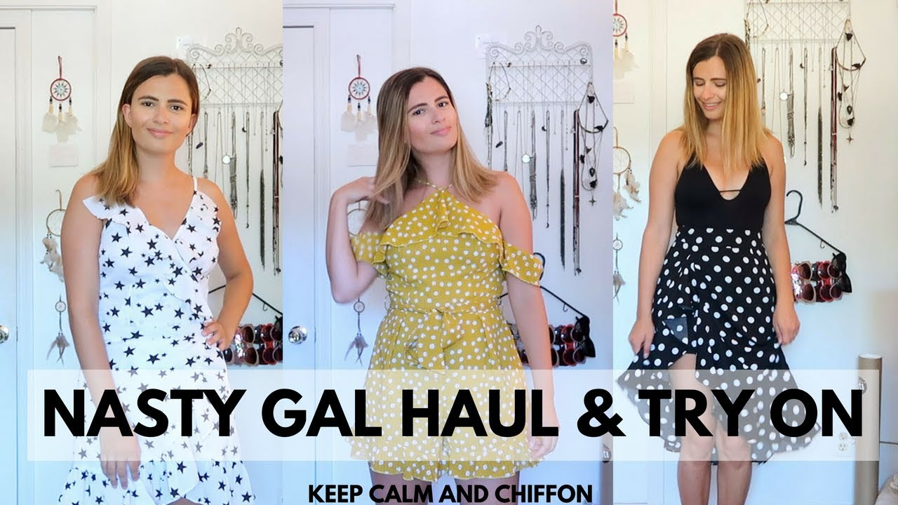 cf11da904ce76 NASTY GAL HAUL   TRY ON SUMMER 2018