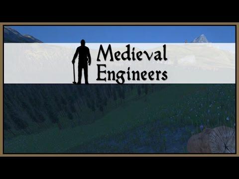 Iron Hunt - Medieval Engineers Survival Gameplay [Let's Play Medieval Engineers]