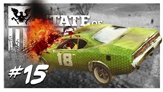 ALLY IN TROUBLE | State of Decay Gameplay Part 15 - Year One Survival Edition Walkthrough