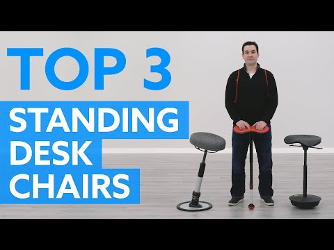 Best Standing Desk Chairs for 2019 (Top 3)