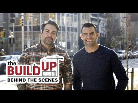 Behind the Scenes of 'The Build Up': The Cousins Work on Baltimore Cultural Arts Center