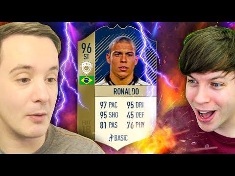 PRIME RONALDO IS OFFICIALLY MINE - FIFA 18 ULTIMATE TEAM