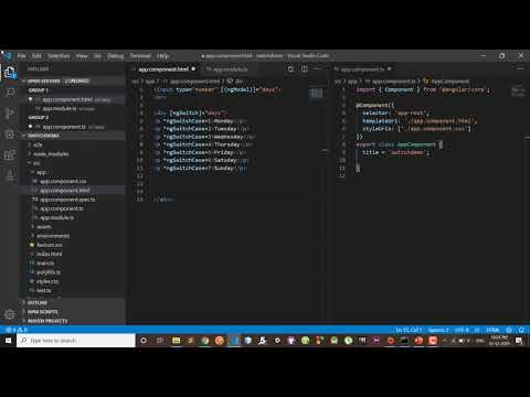 ngSwitchCase Angular API thumbnail