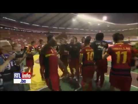 Belgium - Rode Duivels - WK 2014 Brazil - Our Story