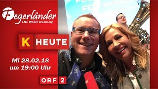 Fegerländer Gala  - ORF Kärnten heute