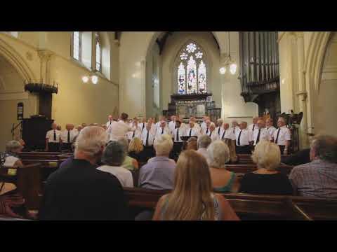 Gwahoddiad - Cardiff Arms Park Male Choir