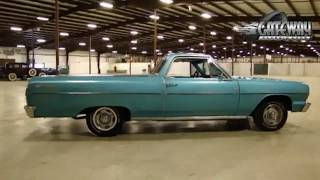 1964 Chevy El Camino for sale at Gateway Classic Cars in our Louisville showroom