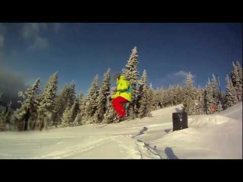 Mount Washington opening week edit GoPro HD Hero