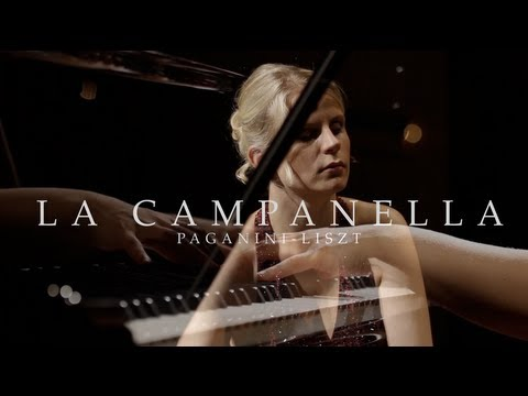 La Campanella - Janka Simowitsch | MakeUp - Debut CD Promotion |