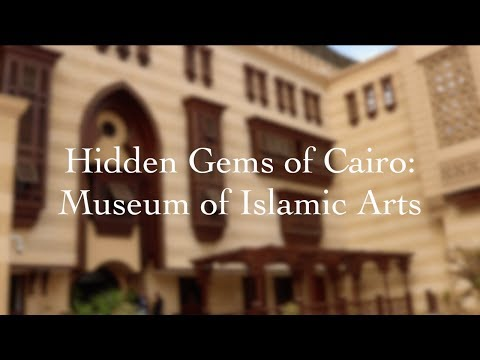 Hidden Gems of Cairo: Museum of Islamic Art