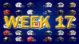 Kleschka's Picks | NFL Week 17