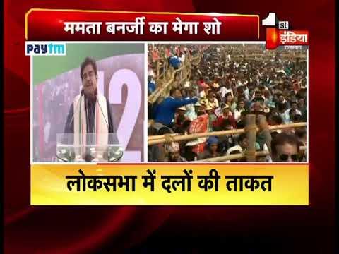 इंदिरा गांधी जीवित होतीं तो मैं कांग्रेस में होता : शत्रुघ्न सिन्हा