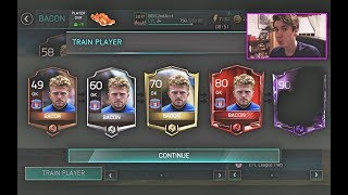 COOKING UP 99 BACON EP. 10 | *BEST* EPISODE YET!! INSANE Gameplay! (Zero to Hero) | FIFA 18 Mobile