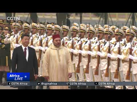 Morocco sends well wishes ahead of 19th CPC congress