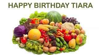 Tiara   Fruits & Frutas - Happy Birthday