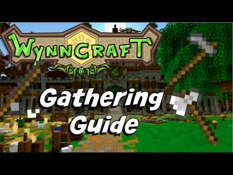 [Updated] Gathering and Refining | Wynncraft | Profession Guide
