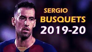 Sergio Busquets 2019/2020 - Barcelona - Skills and Goals